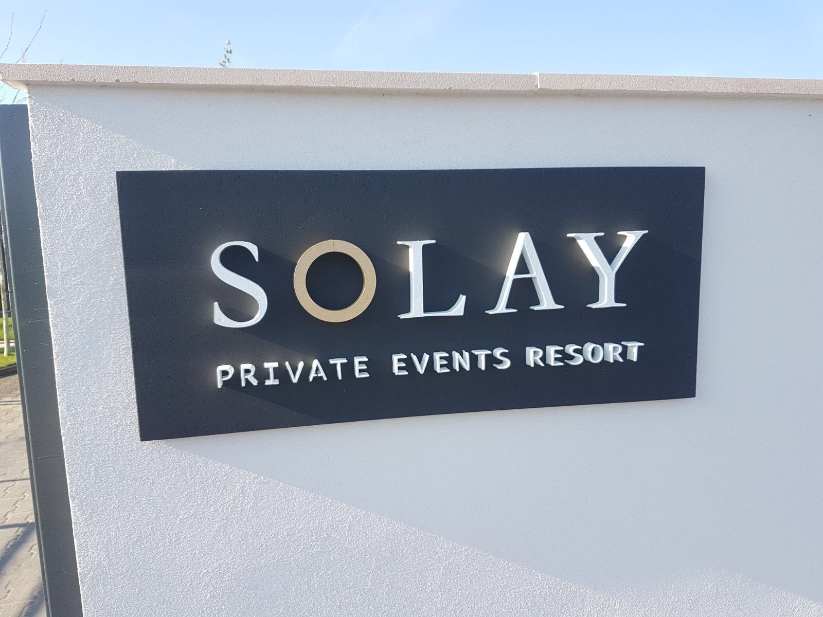 Logo Solay Private Events Resort