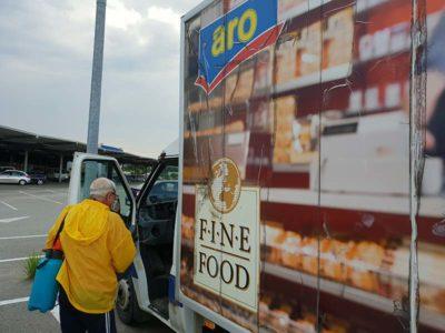 Dezinfectie autoutilitara transport alimente 1