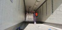 dezinfectie camion TIR oradea